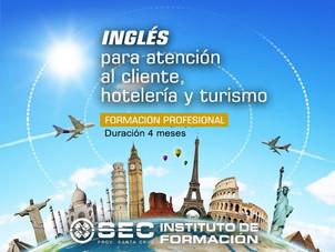 Curso de Inglés dictado por el Sindicato de Empleados de Comercio.