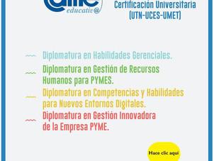 Comienzan las Diplomaturas 2017 de CAME Educativa