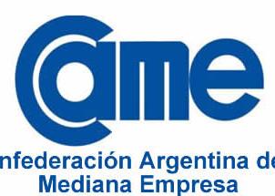 CAME pide el compromiso de los gobernadores de todo el país a favor del desarrollo de las Pymes