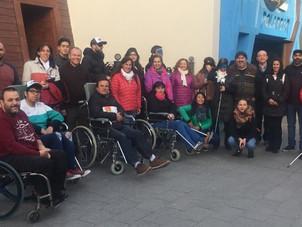 Participamos del Primer Congreso sobre Turismo inclusivo y accesible en El Calafate