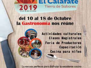 """En octubre El Calafate se transforma en """"Tierra de Sabores"""""""