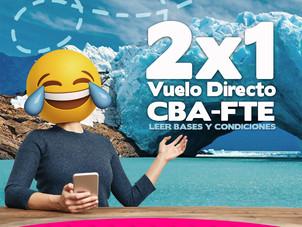 """Ya está en marcha la Campaña """"2 x 1 CBA-FTE"""""""