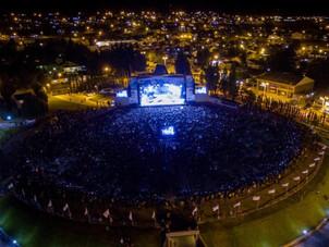 """Encuesta sobre la """"Fiesta del Lago 2018"""""""