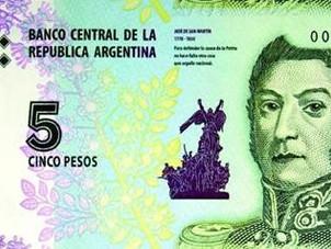 CAME Solicitó al BCRA la extensión del uso del billete de 5 pesos
