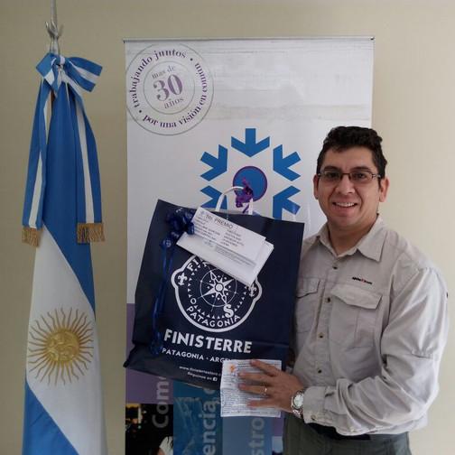 5 premio - Enrique Carrizo