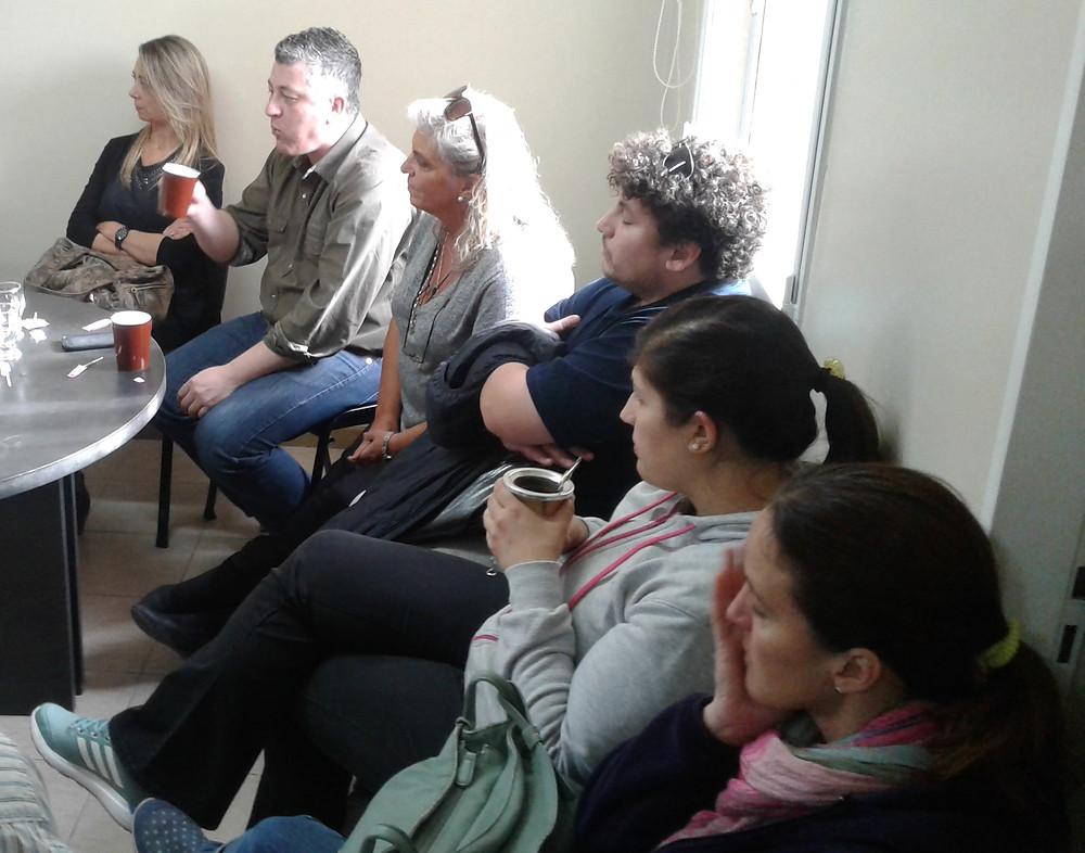 Reunión con Socios por Ente Mixto