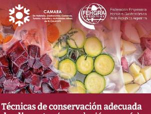 Técnicas de conservación adecuada de alimentos: Últimos Cupos