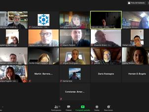 Reunión virtual del Sector Alojamiento