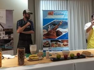 Encuentro de Dos Chef promotores de la Cocina Saludable