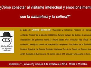 Curso sobre Interpretación del Patrimonio