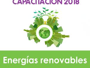 "Comienza hoy Curso sobre ""Energías Renovables"""