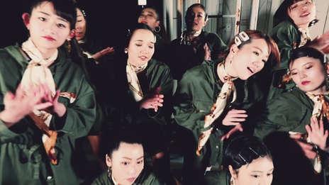 Dancer MV HIDEMI from BEASTY / MOMO