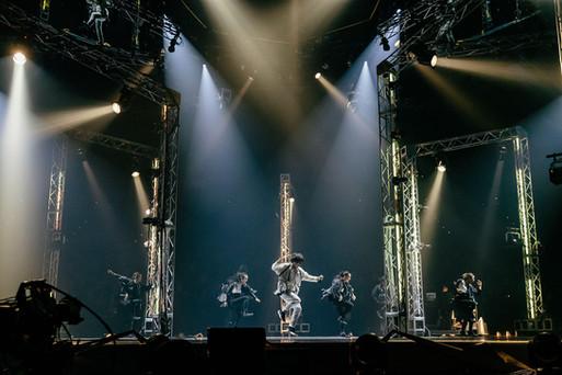 三浦大知 LIVE TOUR 2018-2019 ONE END in 大阪城ホール