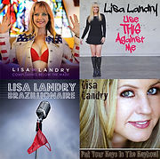 Lisa Landry Comedy Albums