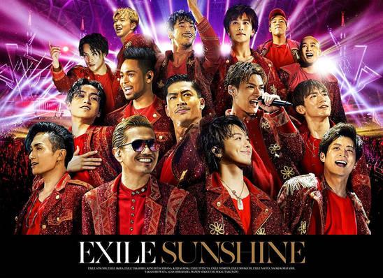 EXILE「SUNSHINE」