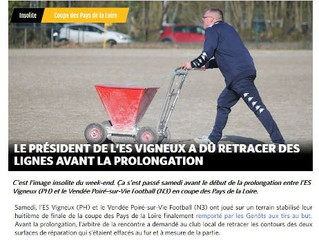 Article 6 : Actufoot44 insolite