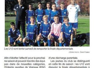 Ouest France : ESV recrute
