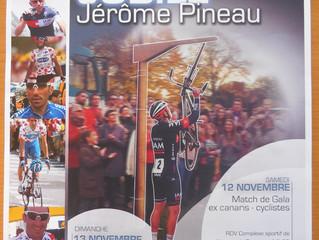 Jubilé de Jérôme Pineau