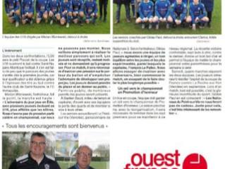 Ouest France : 8es de finale