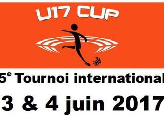 U17CUP 5e tournoi international