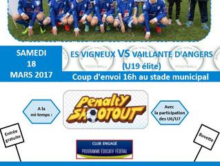 COUPE ATLANTIQUE U18/U19