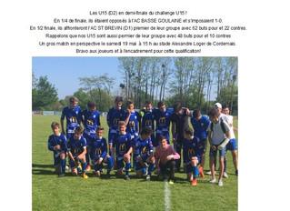 Challenge U15