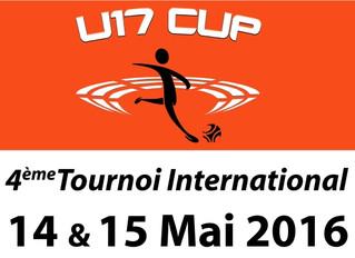 U17 CUP 4ème Tournoi international