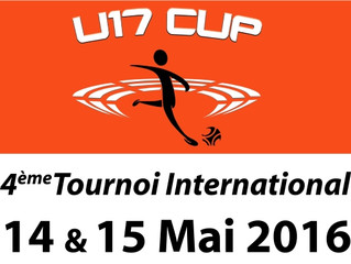U17 CUP 4ème Tournoi international