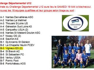 U12 finale départemental U12