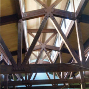 Fabricated Timber Trusses