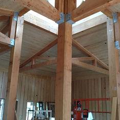 Heavy Timber Beams
