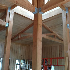 Heavy Timber Beams