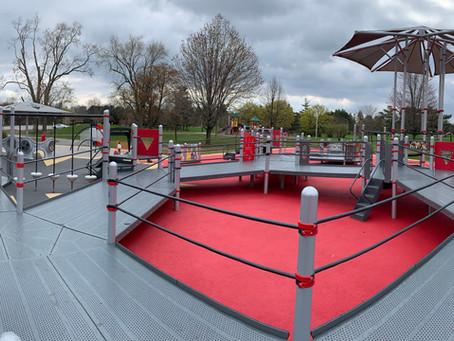 Earl Bales Park (Jumpstart Playground)