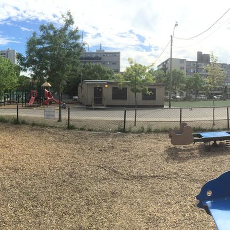 RV Burgess Park