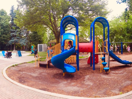 Vine Avenue Playground