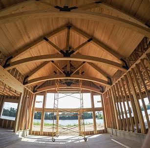 Exotic IPE Wood Installation