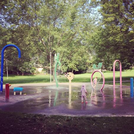 Cassels Avenue Playground