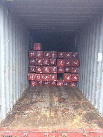 12 x 12 greenheart timbers   Guyana   Fender Chock Blocks