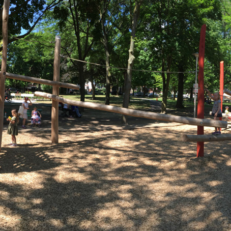 June Rowlands Park (Sharon, Lois & Bram playground)
