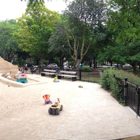 Jean Sibelius Square Park