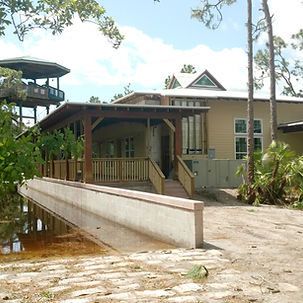 Gatorland - Swamp Buggy Depot