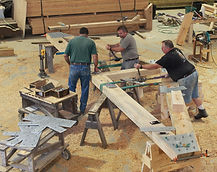 Heavy Timber Fabrication