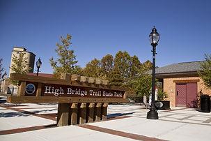 Bridge Timbers Virginia