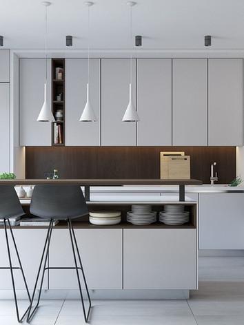 Modern NYC Kitchen