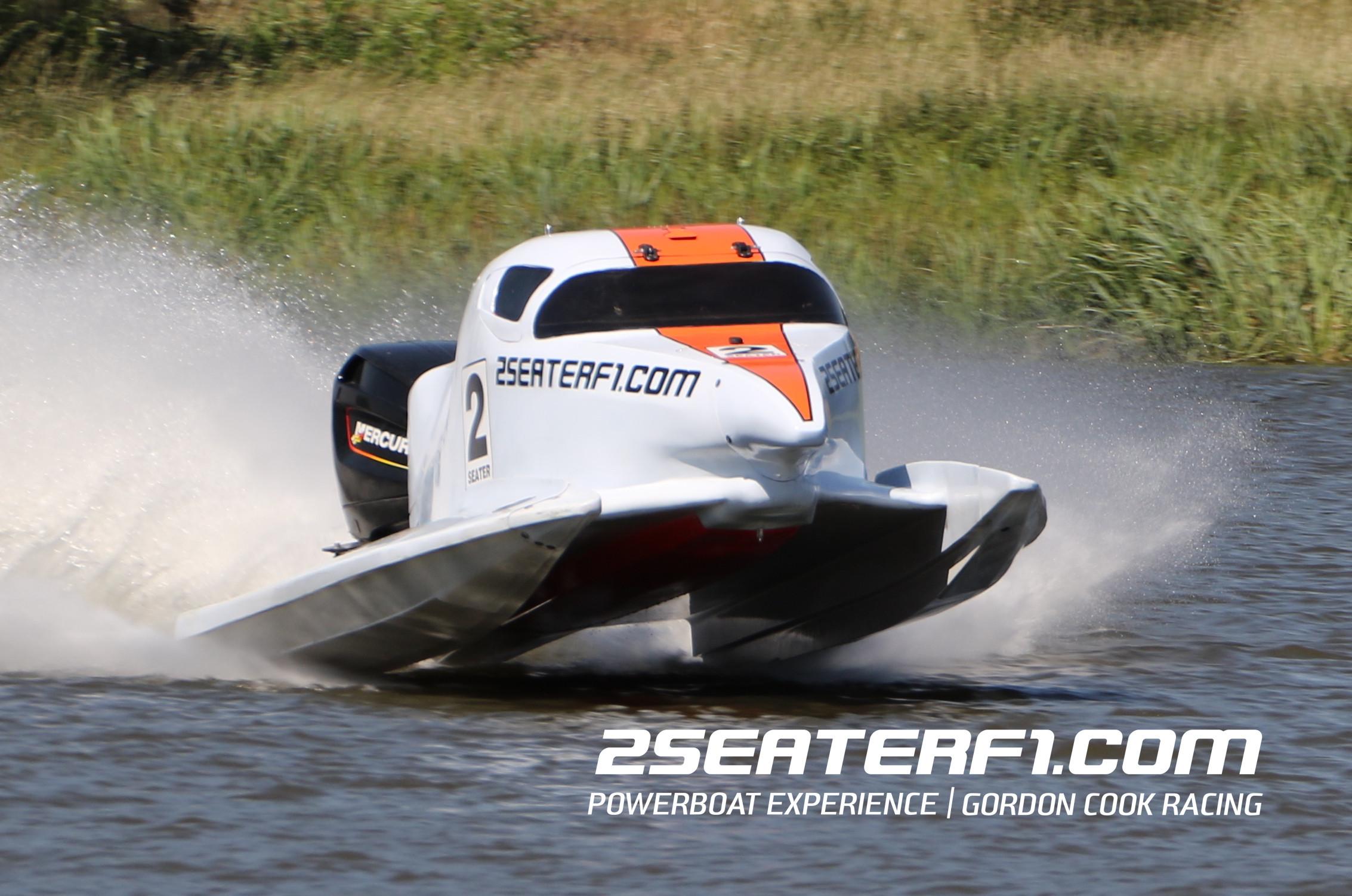High Speed 2 Seater F1 Thrill Rides