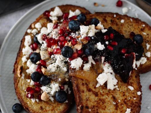 Νόστιμο πρωινό με french toast