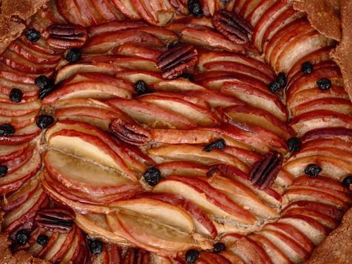 Μηλόπιτα ή galette με φρέσκα μήλα 🍎🍎🍎