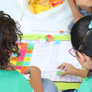 Projeto Jogos matemáticos - 5º ano Fundamental