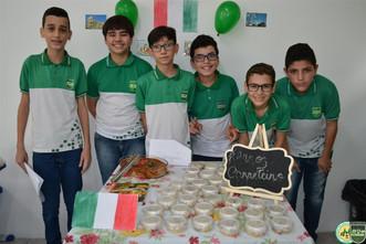 Projeto Culinária pelo Mundo - Ensino Fundamental 2