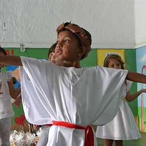 Páscoa Solidária - Educação Infantil